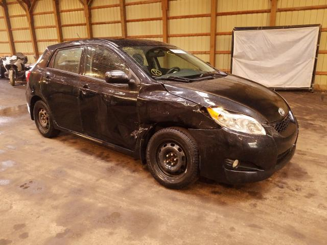 Salvage cars for sale from Copart London, ON: 2014 Toyota Matrix Base