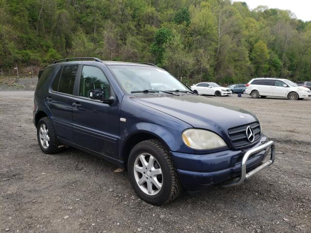Used 2000 MERCEDES-BENZ M-CLASS - Small image. Lot 41392211