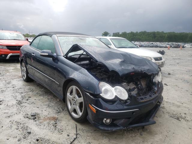 2007 Mercedes-Benz CLK 550 en venta en Loganville, GA