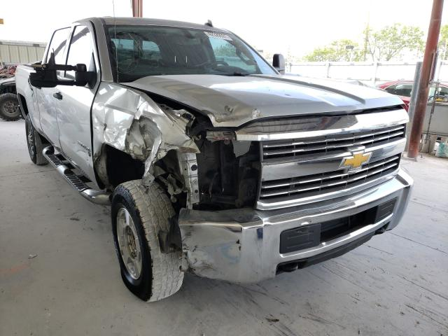 Salvage cars for sale from Copart Homestead, FL: 2015 Chevrolet Silverado