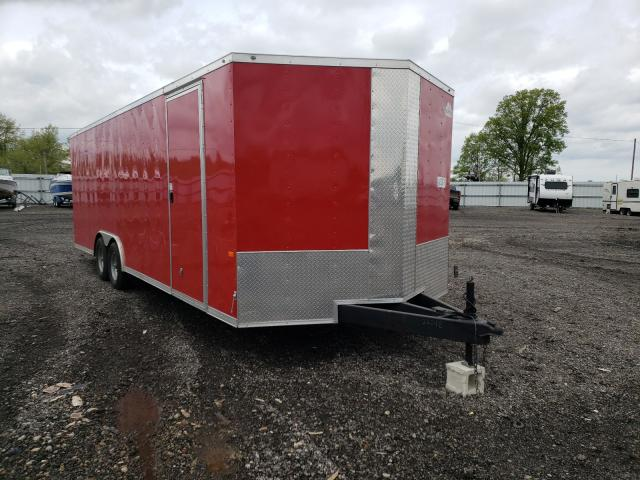 Rockwood Trailer salvage cars for sale: 2020 Rockwood Trailer