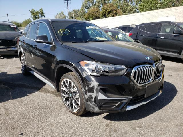 Salvage cars for sale from Copart Colton, CA: 2021 BMW X1 SDRIVE2