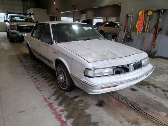 Salvage cars for sale from Copart Sandston, VA: 1993 Oldsmobile Cutlass CI