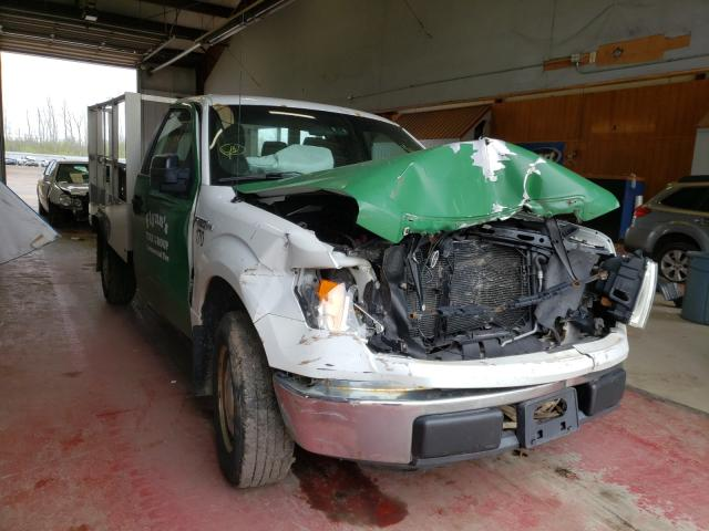 Salvage 2011 FORD F150 - Small image. Lot 42137701
