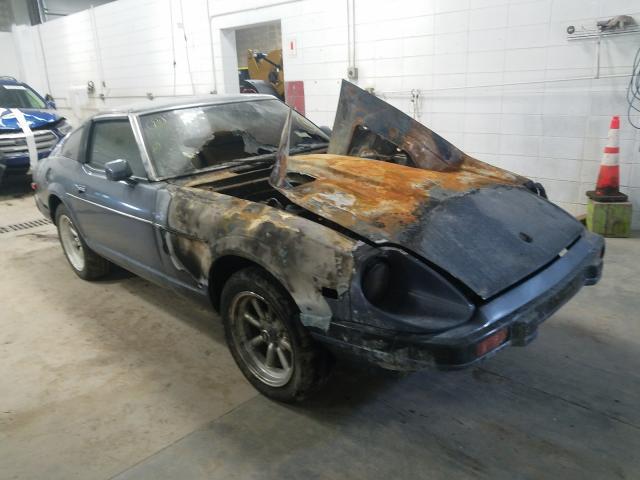 Datsun salvage cars for sale: 1983 Datsun 280Z