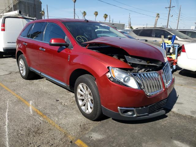 Lincoln MKX salvage cars for sale: 2013 Lincoln MKX