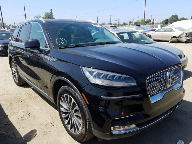 Lincoln Vehiculos salvage en venta: 2021 Lincoln Aviator RE