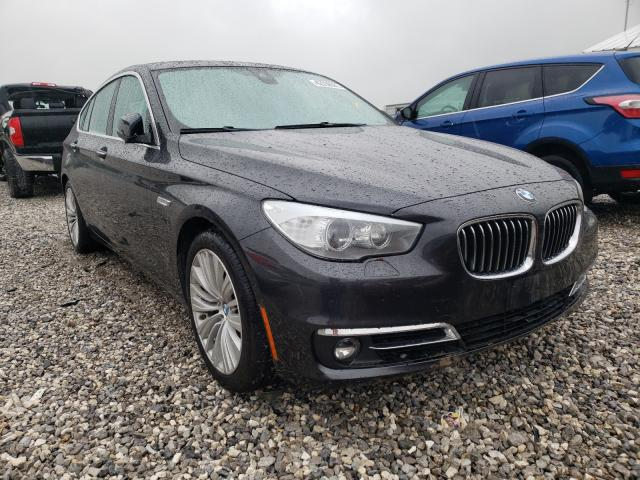 Salvage cars for sale at Prairie Grove, AR auction: 2017 BMW 535 Xigt