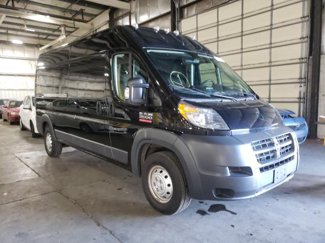 Salvage cars for sale from Copart Woodburn, OR: 2017 Dodge RAM Promaster
