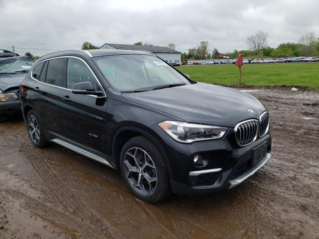 Salvage cars for sale from Copart Columbia Station, OH: 2017 BMW X1 XDRIVE2
