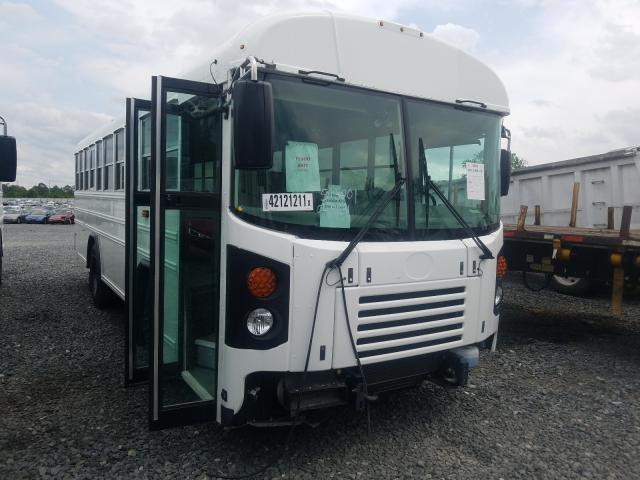 Blue Bird salvage cars for sale: 2022 Blue Bird Bus