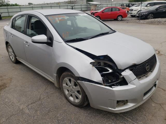 Salvage cars for sale from Copart Tulsa, OK: 2010 Nissan Sentra 2.0