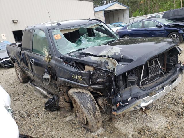 Chevrolet Silverado salvage cars for sale: 2004 Chevrolet Silverado