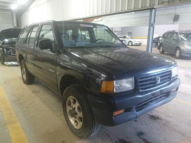 Honda Passport E salvage cars for sale: 1997 Honda Passport E