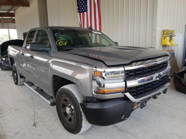 Salvage cars for sale from Copart Homestead, FL: 2017 Chevrolet Silverado