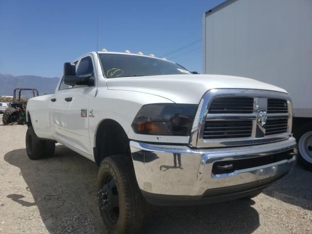 Dodge 3500 salvage cars for sale: 2011 Dodge 3500