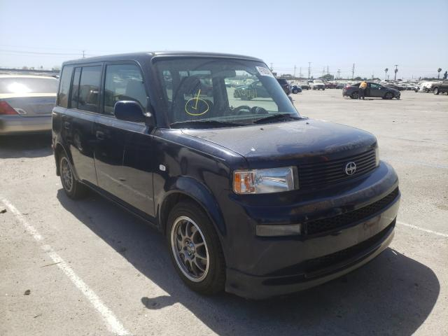 Salvage cars for sale from Copart Sun Valley, CA: 2004 Scion XB