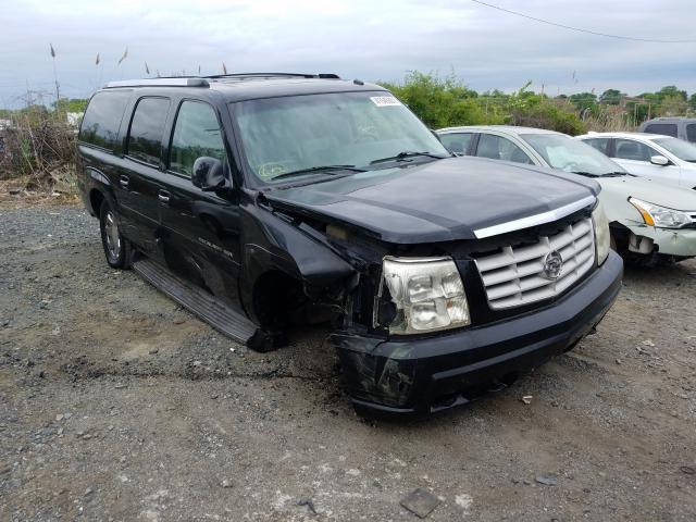 Cadillac salvage cars for sale: 2003 Cadillac Escalade E
