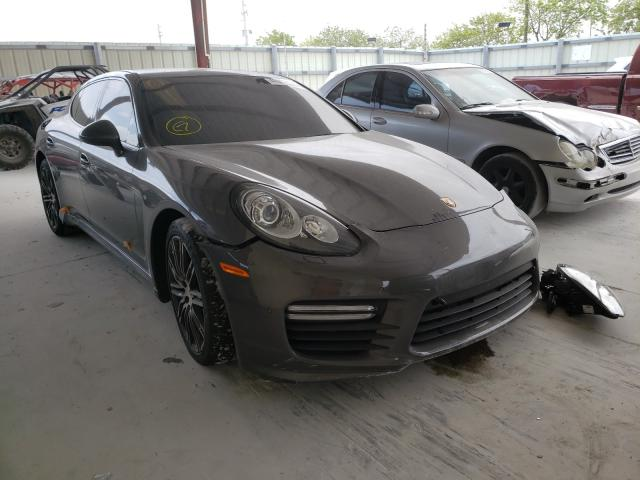 Salvage cars for sale from Copart Homestead, FL: 2016 Porsche Panamera 2