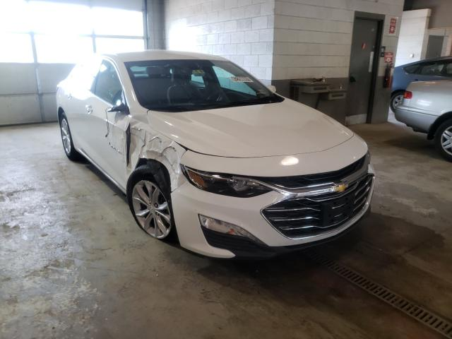 Salvage cars for sale from Copart Sandston, VA: 2020 Chevrolet Malibu LT