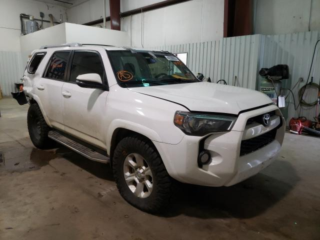 Salvage cars for sale from Copart Lufkin, TX: 2015 Toyota 4runner SR