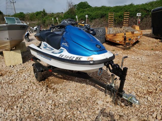 Salvage cars for sale from Copart China Grove, NC: 2003 Yamaha XL 700 WAV