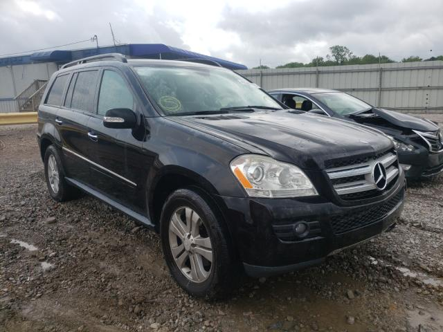 Salvage cars for sale from Copart Hueytown, AL: 2008 Mercedes-Benz GL 450 4matic