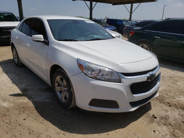 Vehiculos salvage en venta de Copart Temple, TX: 2016 Chevrolet Malibu Limited
