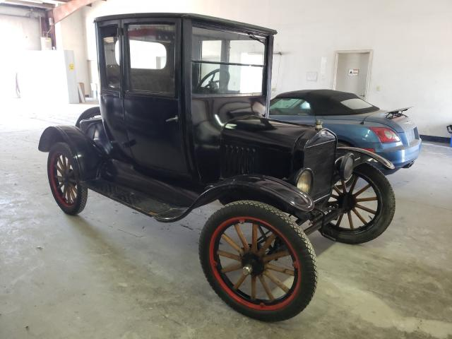 Salvage cars for sale from Copart Mercedes, TX: 1923 Ford T-Bucket