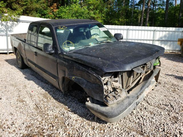 Salvage cars for sale from Copart Knightdale, NC: 2003 Chevrolet Silverado