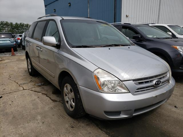 Salvage cars for sale from Copart Windsor, NJ: 2012 KIA Sedona