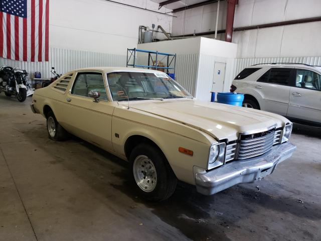 Salvage cars for sale from Copart Lufkin, TX: 1979 Dodge Aspen