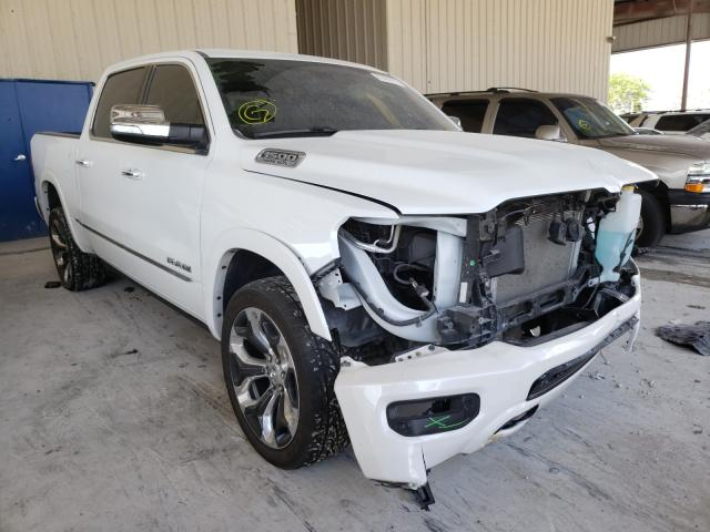 Salvage cars for sale from Copart Homestead, FL: 2019 Dodge RAM 1500 Limited