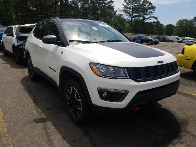 Salvage cars for sale from Copart Eight Mile, AL: 2021 Jeep Compass TR