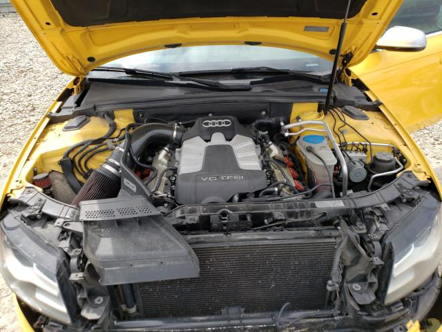 2011 AUDI S4 PREMIUM WAUBGAFL3BA042054