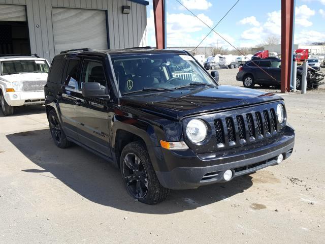 Vehiculos salvage en venta de Copart Billings, MT: 2015 Jeep Patriot SP