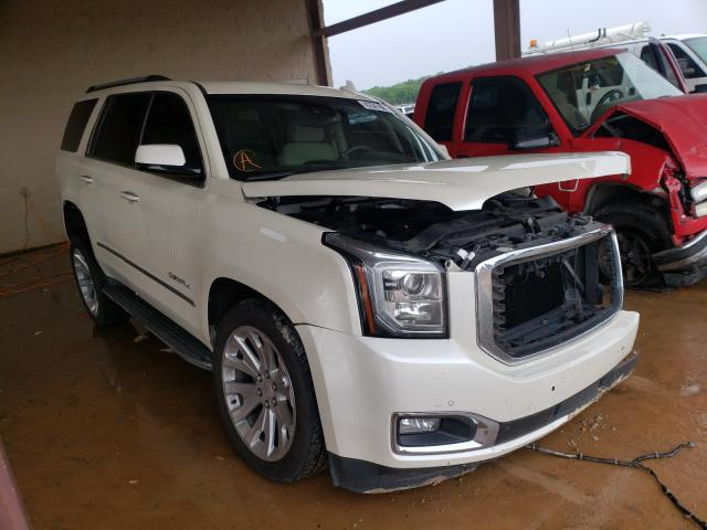 Salvage cars for sale from Copart Tanner, AL: 2015 GMC Yukon Dena