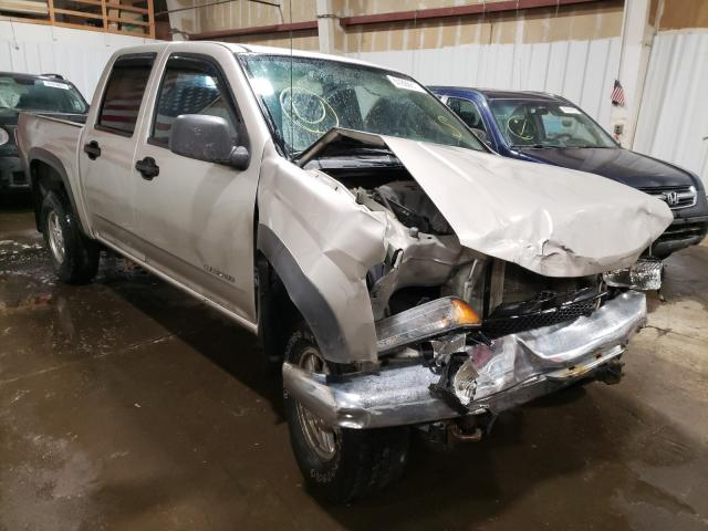 Salvage cars for sale from Copart Anchorage, AK: 2005 Chevrolet Colorado