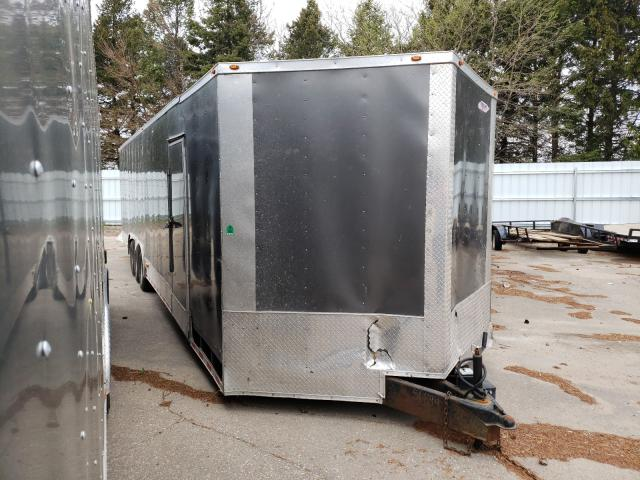 Freedom salvage cars for sale: 2018 Freedom Cargo Trailer