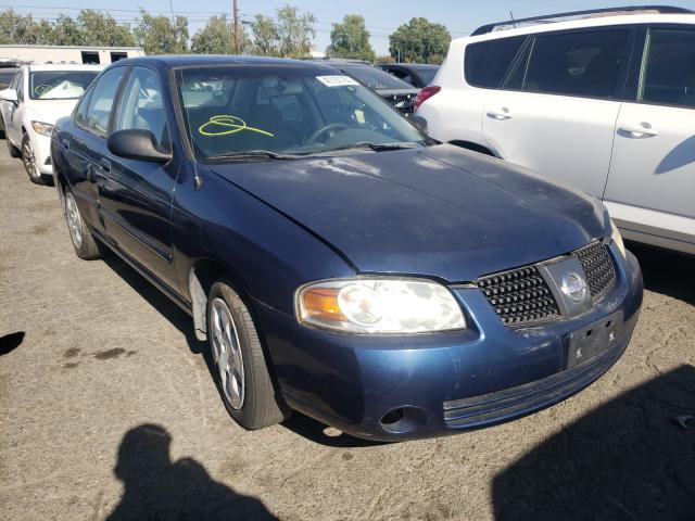Salvage cars for sale from Copart Colton, CA: 2005 Nissan Sentra