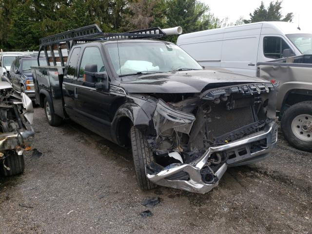 Salvage cars for sale from Copart Finksburg, MD: 2012 Ford F250 Super