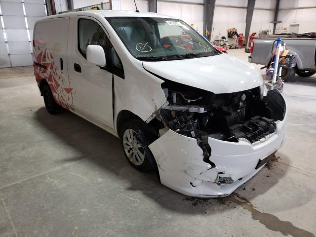 Salvage cars for sale from Copart Greenwood, NE: 2019 Nissan NV
