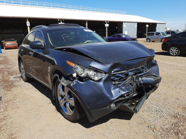 Salvage cars for sale from Copart Phoenix, AZ: 2011 Infiniti FX35