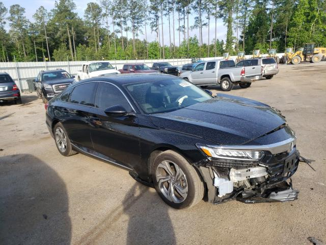Salvage cars for sale at Harleyville, SC auction: 2018 Honda Accord EX