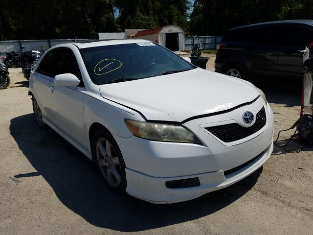 Salvage cars for sale from Copart Ocala, FL: 2009 Toyota Camry Base