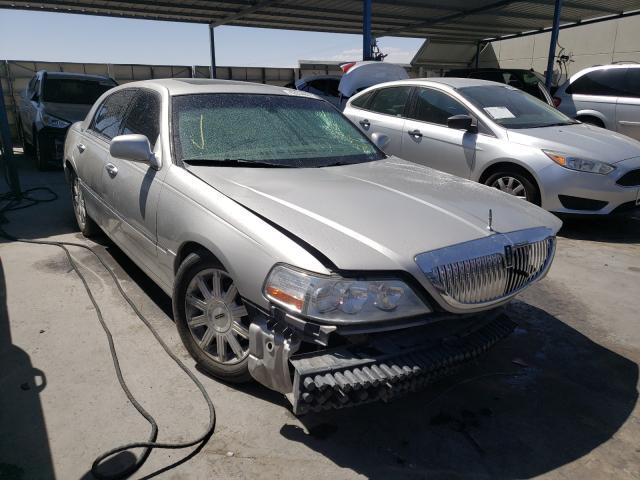 Lincoln Vehiculos salvage en venta: 2007 Lincoln Town Car S