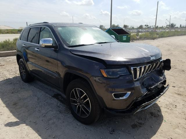 Salvage cars for sale from Copart West Palm Beach, FL: 2019 Jeep Grand Cherokee
