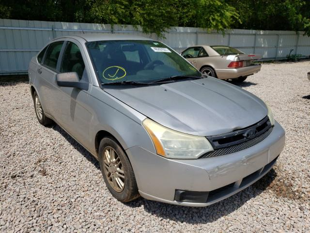 Salvage cars for sale from Copart Knightdale, NC: 2010 Ford Focus SE