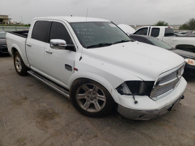 Salvage cars for sale from Copart Tulsa, OK: 2014 Dodge RAM 1500 Longh