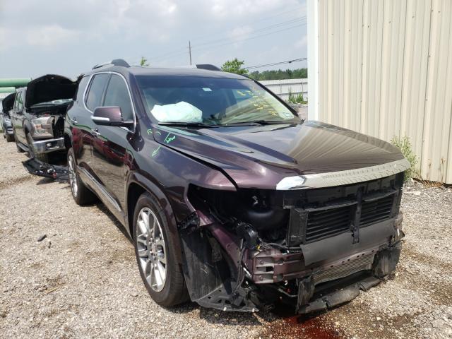GMC Acadia DEN salvage cars for sale: 2021 GMC Acadia DEN